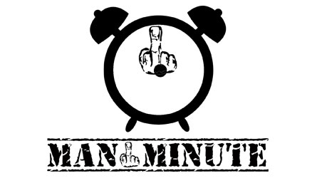 Man Minute Small Logo