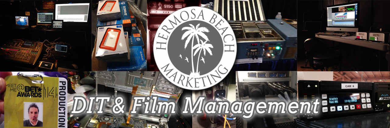 Tony Filipic DIT Film Management Video Editing Prices And Packages Hermosa Beach Marketing