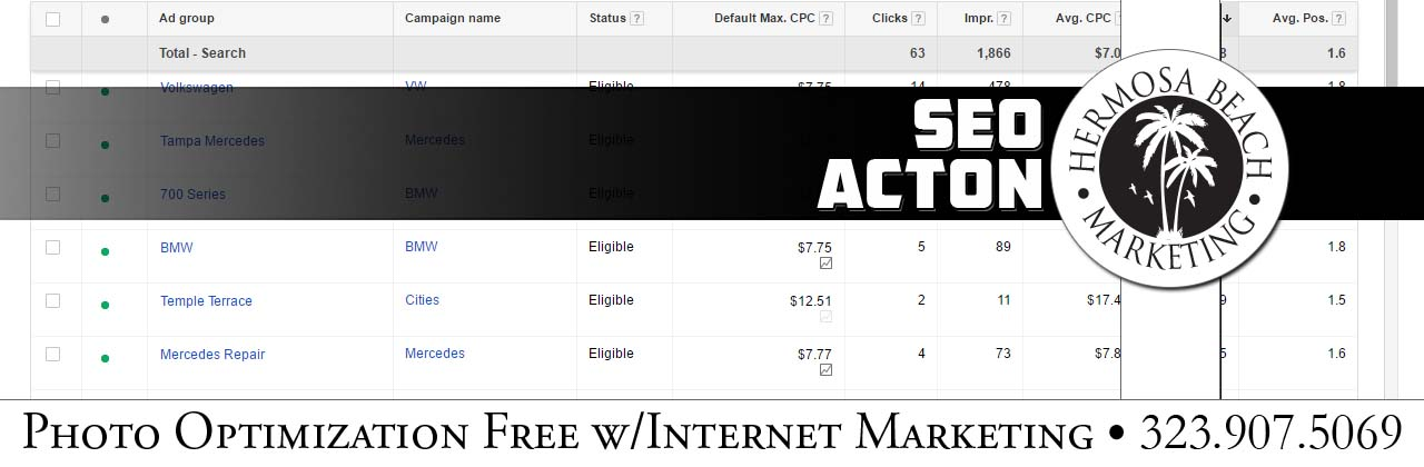 SEO Internet Marketing Acton SEO Internet Marketing