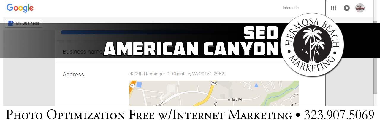 SEO Internet Marketing American Canyon SEO Internet Marketing