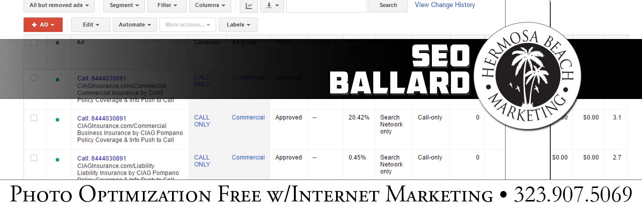 SEO Internet Marketing Ballard SEO Internet Marketing