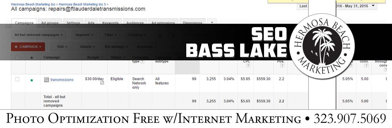 SEO Internet Marketing Bass Lake SEO Internet Marketing