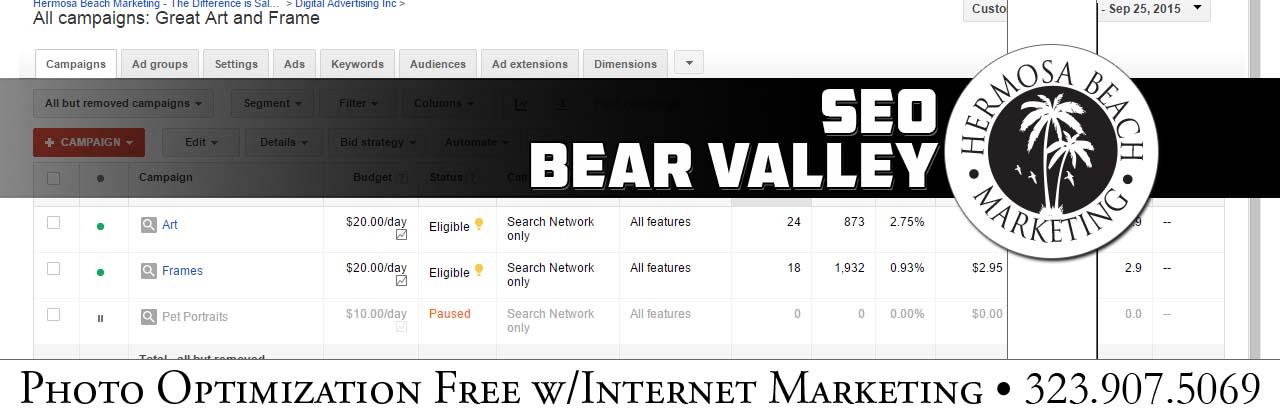 SEO Internet Marketing Bear Valley SEO Internet Marketing