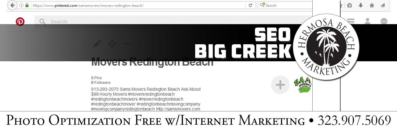SEO Internet Marketing Big Creek SEO Internet Marketing