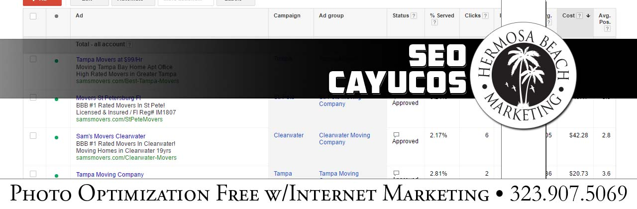 SEO Internet Marketing Cayucos SEO Internet Marketing