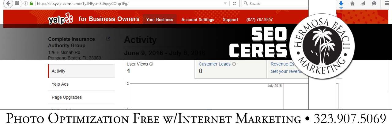 SEO Internet Marketing Ceres SEO Internet Marketing