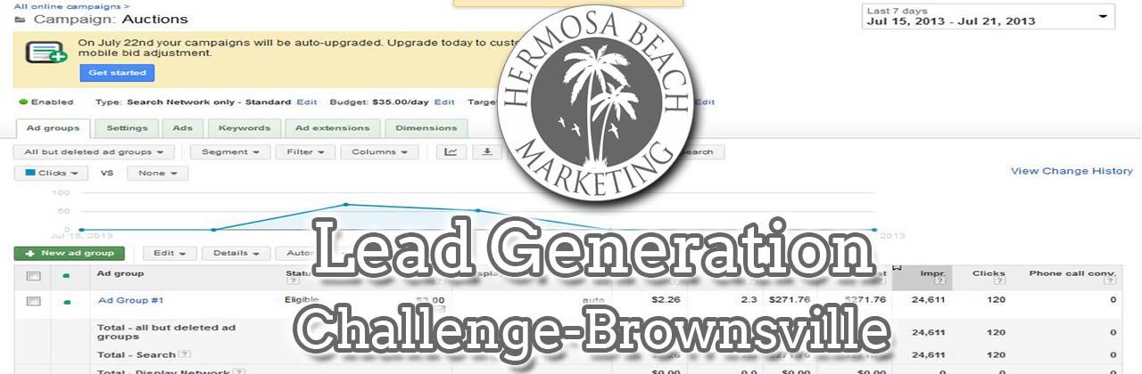 SEO Internet Marketing Challenge-Brownsville SEO Internet Marketing