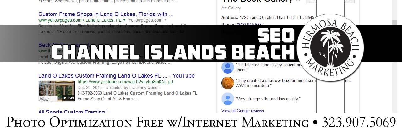 SEO Internet Marketing Channel Islands Beach SEO Internet Marketing
