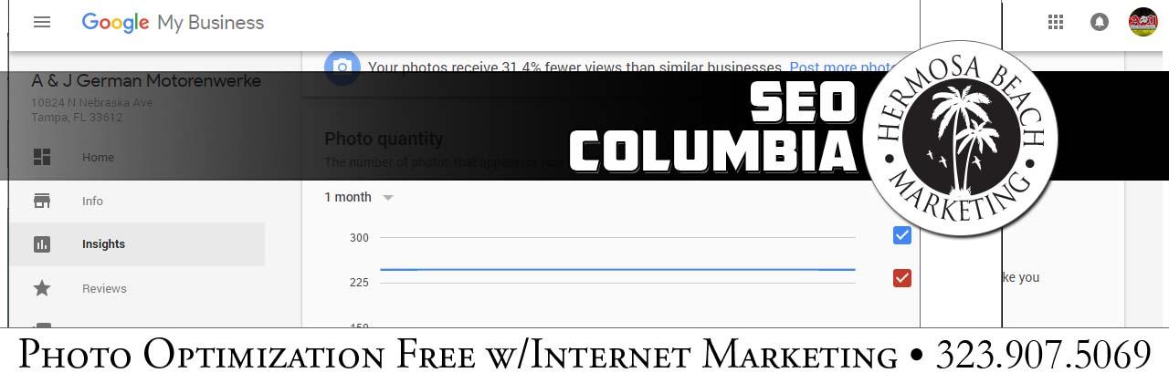 SEO Internet Marketing Columbia SEO Internet Marketing