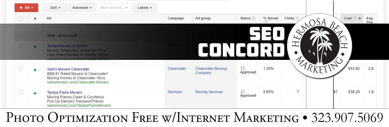 SEO Internet Marketing Concord SEO Internet Marketing