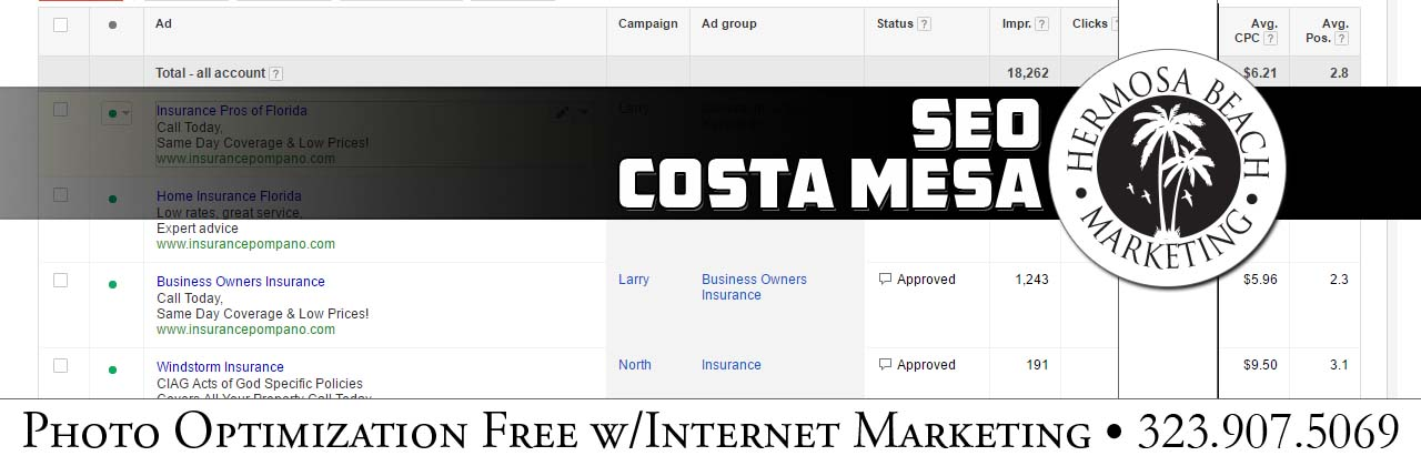 SEO Internet Marketing Costa Mesa SEO Internet Marketing