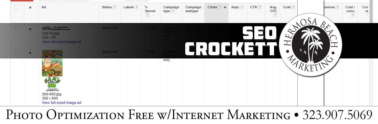 SEO Internet Marketing Crockett SEO Internet Marketing