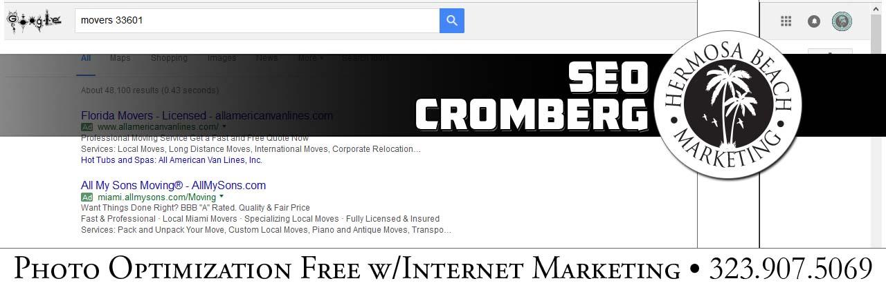 SEO Internet Marketing Cromberg SEO Internet Marketing
