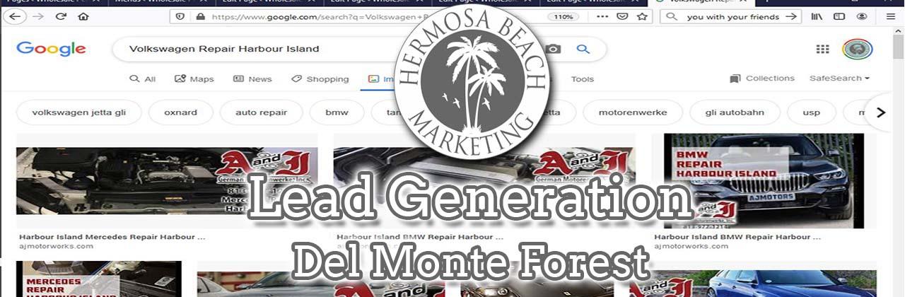 SEO Internet Marketing Del Monte Forest SEO Internet Marketing