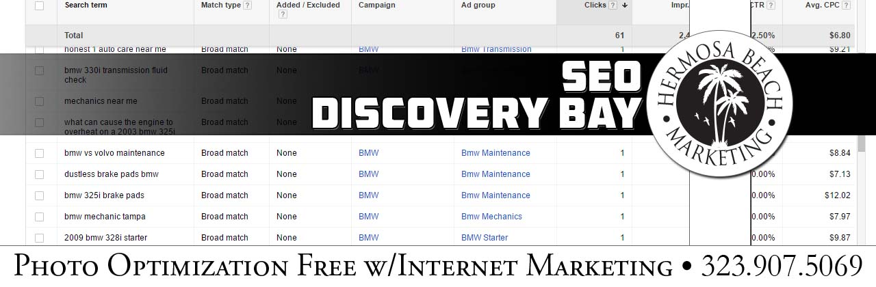 SEO Internet Marketing Discovery Bay SEO Internet Marketing