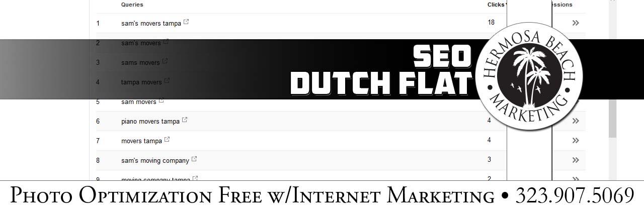 SEO Internet Marketing Dutch Flat SEO Internet Marketing