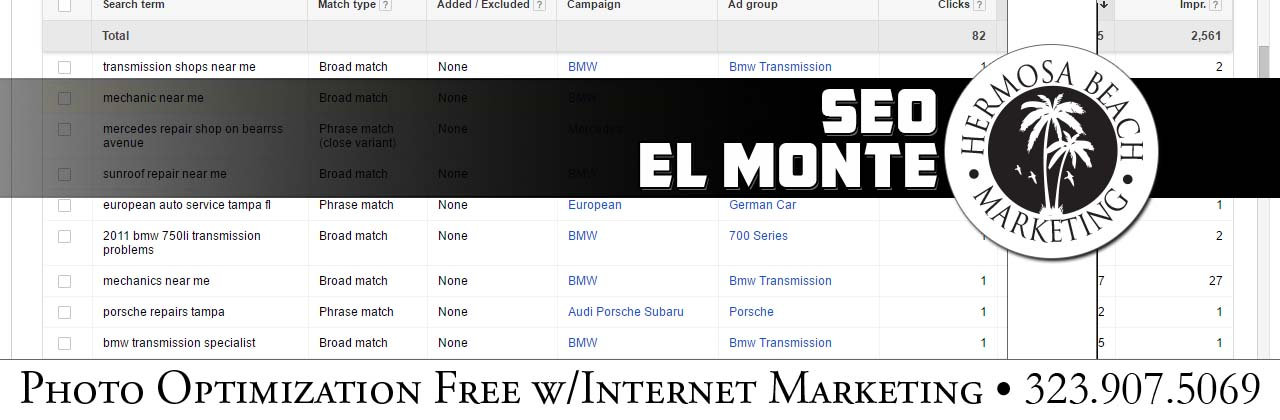 SEO Internet Marketing El Monte SEO Internet Marketing