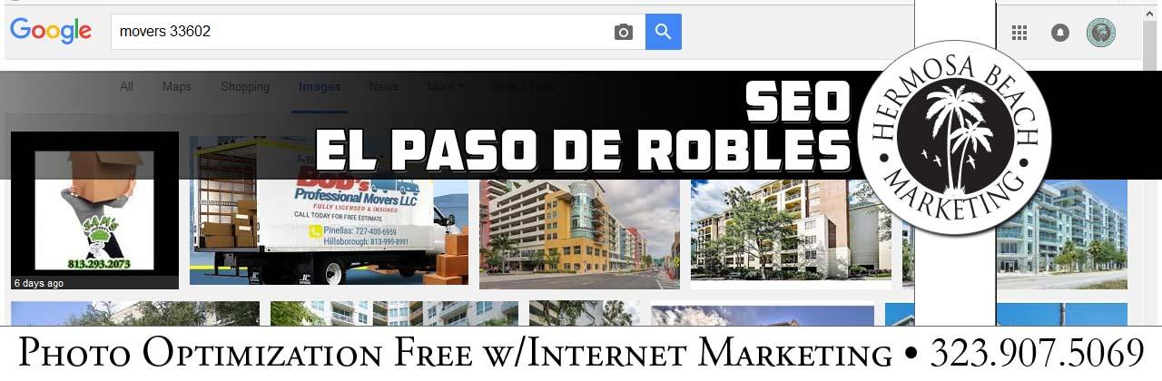 SEO Internet Marketing El Paso de Robles SEO Internet Marketing