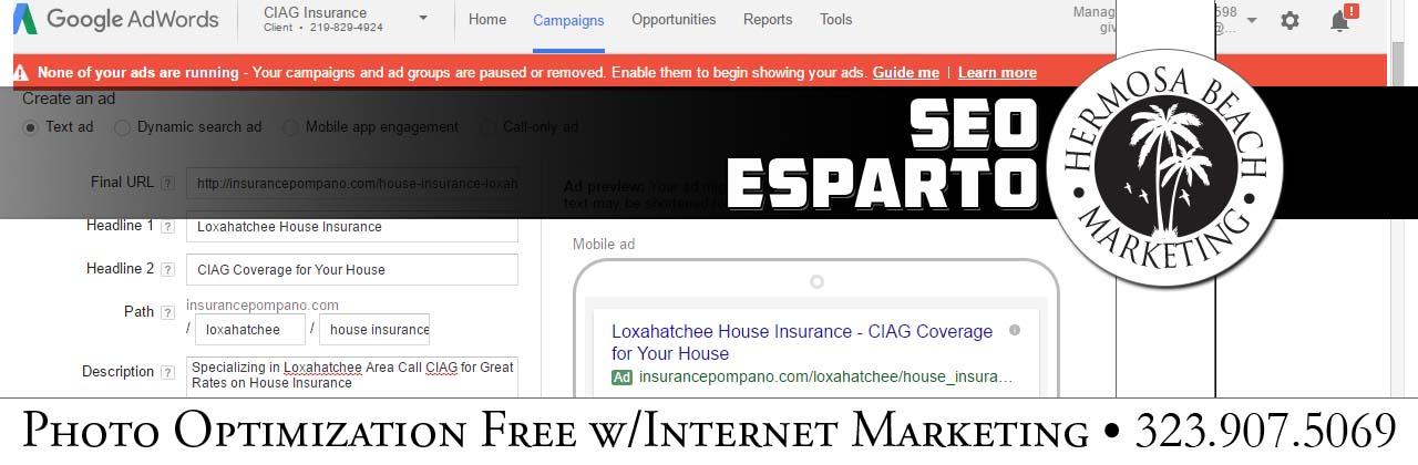 SEO Internet Marketing Esparto SEO Internet Marketing