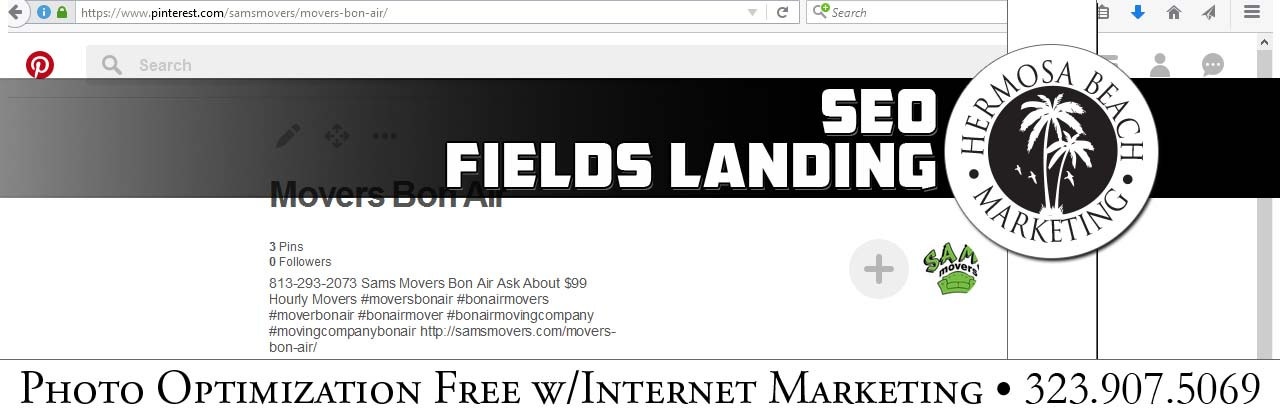 SEO Internet Marketing Fields Landing SEO Internet Marketing