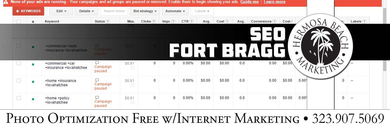 SEO Internet Marketing Fort Bragg SEO Internet Marketing