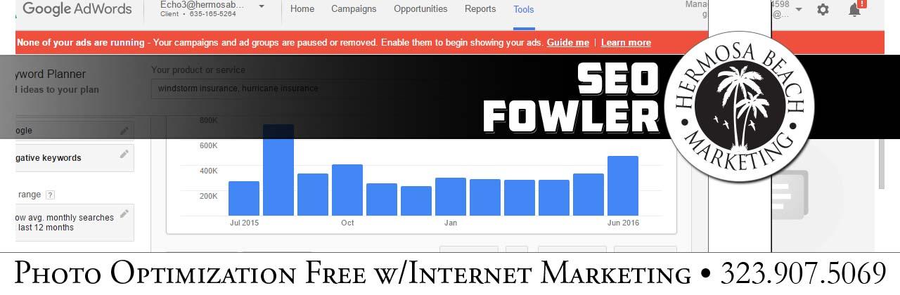 SEO Internet Marketing Fowler SEO Internet Marketing