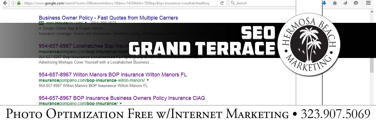 SEO Internet Marketing Grand Terrace SEO Internet Marketing