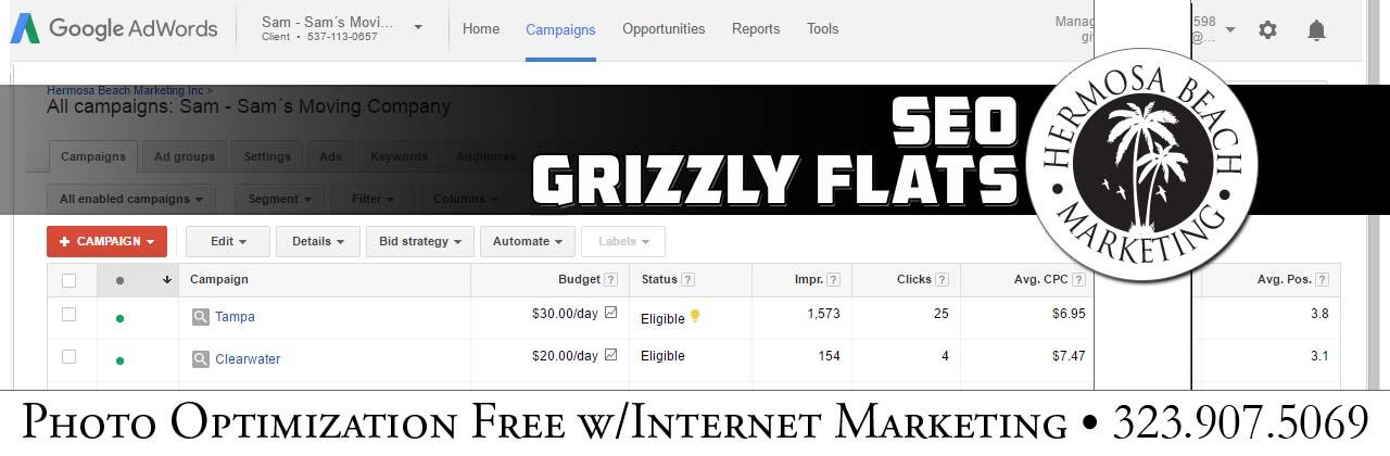 SEO Internet Marketing Grizzly Flats SEO Internet Marketing