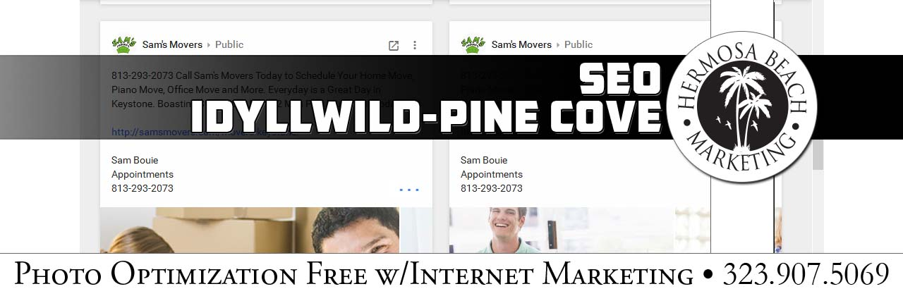 SEO Internet Marketing Idyllwild-Pine Cove SEO Internet Marketing