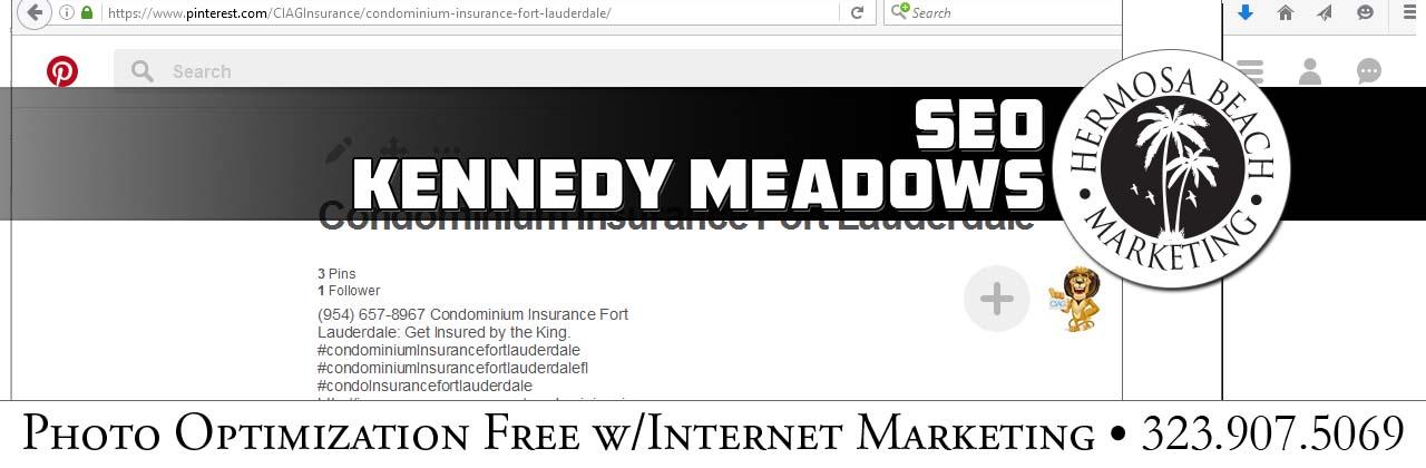 SEO Internet Marketing Kennedy Meadows SEO Internet Marketing