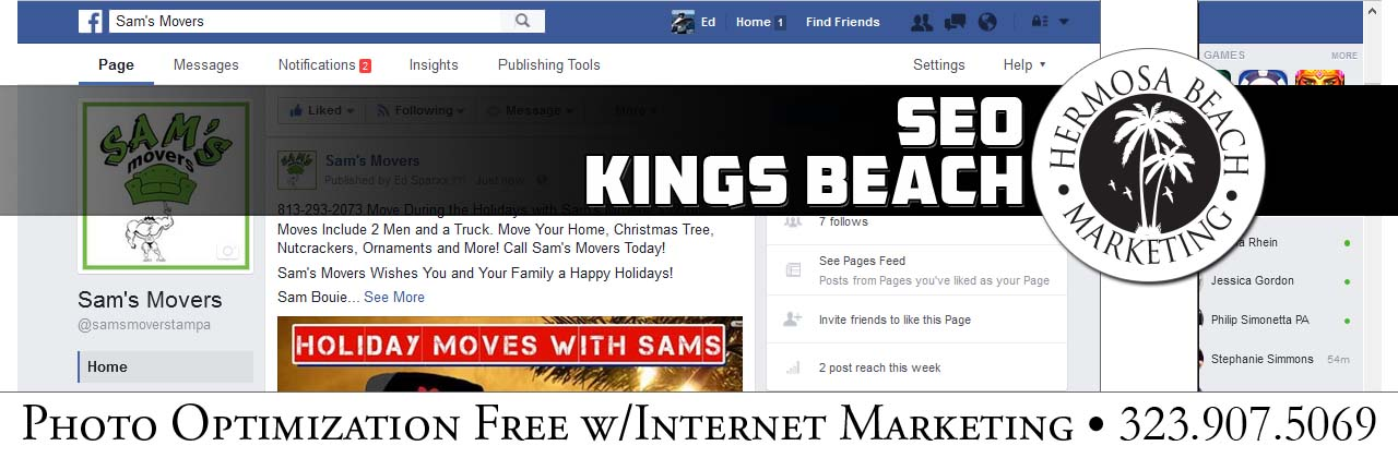 SEO Internet Marketing Kings Beach SEO Internet Marketing
