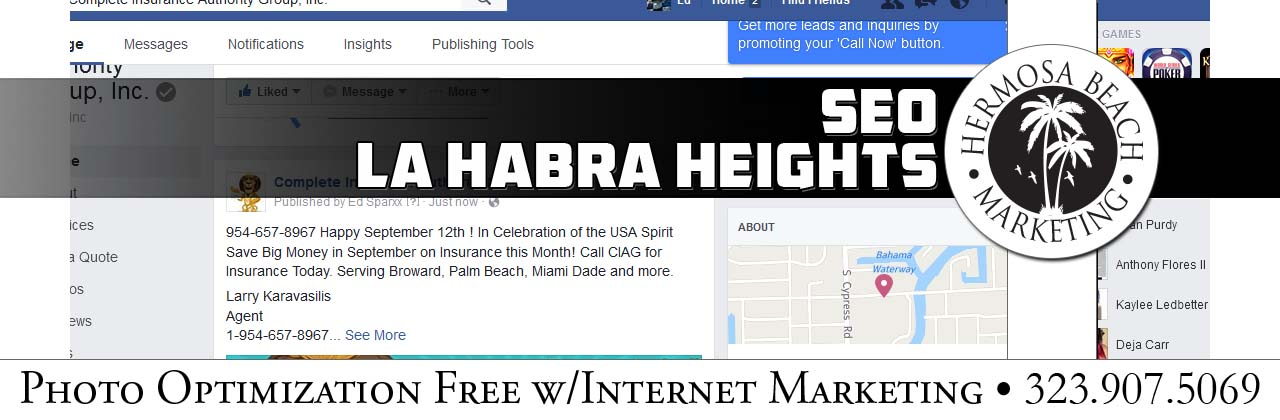 SEO Internet Marketing La Habra Heights SEO Internet Marketing