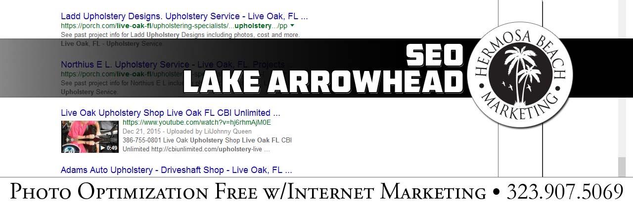 SEO Internet Marketing Lake Arrowhead SEO Internet Marketing