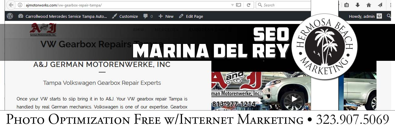 SEO Internet Marketing Marina del Rey SEO Internet Marketing