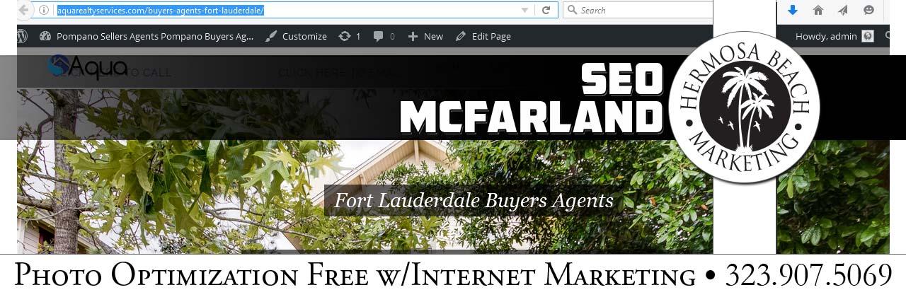 SEO Internet Marketing McFarland SEO Internet Marketing