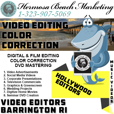 Video Editing Barrington RI Video Editing