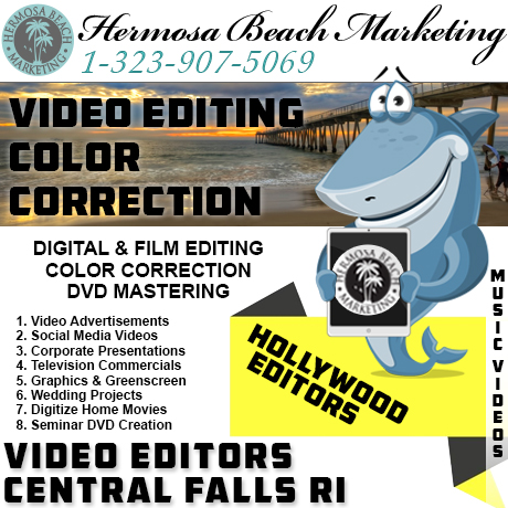 Video Editing Central Falls RI Video Editing