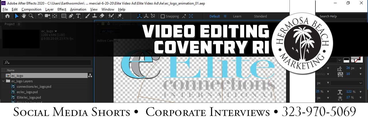 Video Editing Coventry RI Video Editing