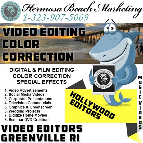 Video Editing Greenville RI Video Editing