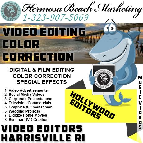 Video Editing Harrisville RI Video Editing