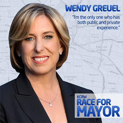 Wendy Gruel For Mayor Hermosa Beach Marketing Official Endorsement
